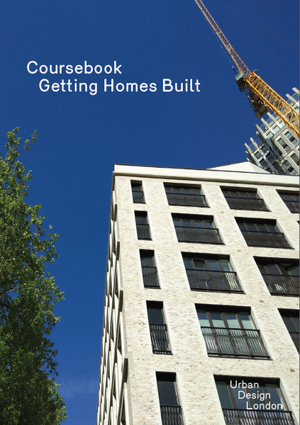 Getting Homes Built coursebook 2017/18