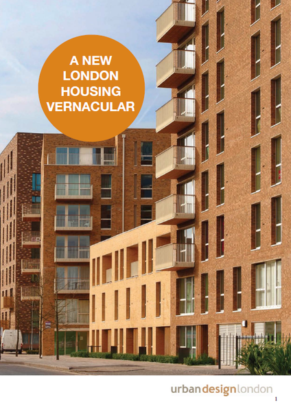 London Venacular cover